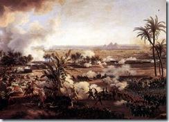 0721 bataille des Pyramides