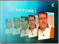 Dominique vainqueur 3