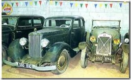 10.04 Salmson 1923 et Aries Super 1936