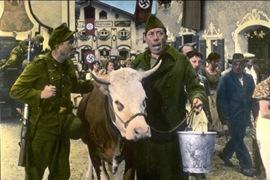 La vache et le prisonnier colorisé