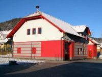gasilski dom v Želimljah