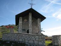 Plečnikova kapela Marije Snežne