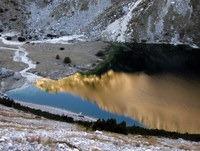 Odsev v Krnskem jezeru