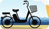 Koni bicicleta Lev