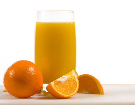 orange juice orange