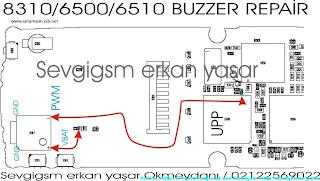 Trik Jumper 6510 buzzer