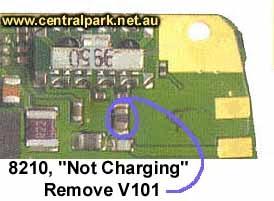 Trik Jumper 8210  not charging