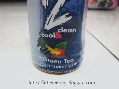 C2 Cool & Clean Green Tea Forest Fruits Flavour