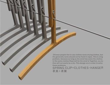 SPRING CLIP CLOTHES-HANGER-2