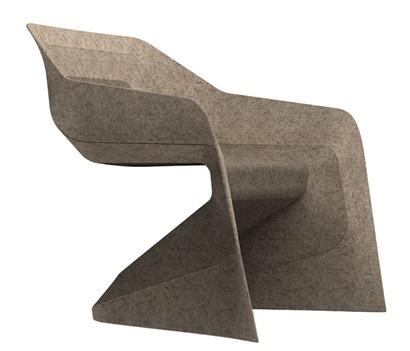 Cadeira de cânhamo