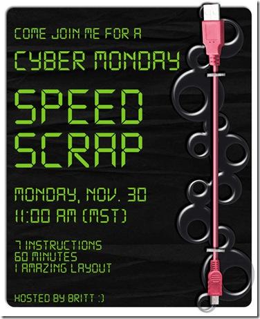 cybermondayspeedscrap