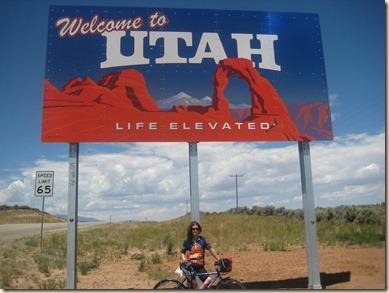 Start of Utah 100