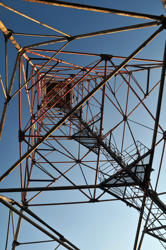 вежа на Топазі