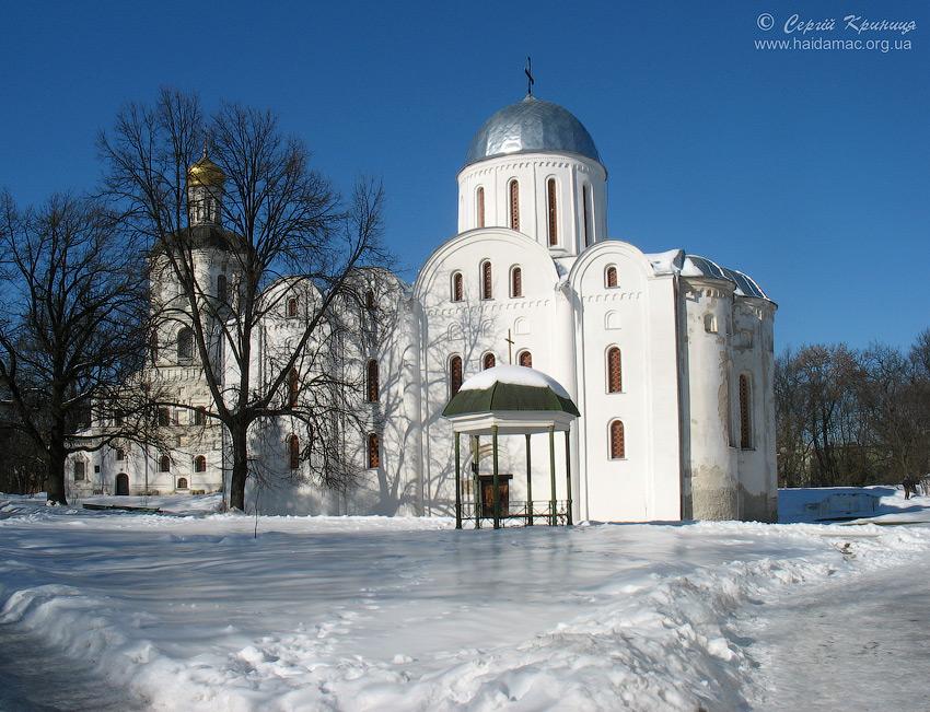 Борисоглібський собор та Колегіум