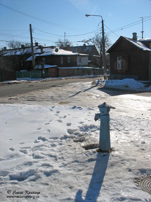 на вуличках старого Чернігова