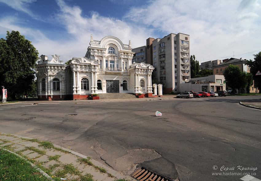 Черкаси ріг Хрещатика та Леніна