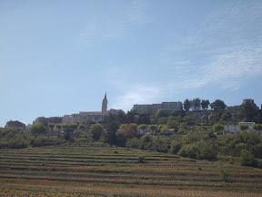 le charmant village de la cadière d'Azur
