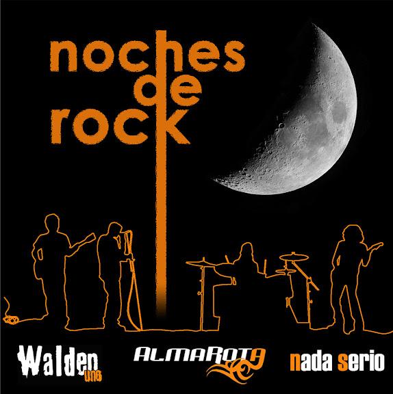 Alma Rota - Noches de Rock - 2007