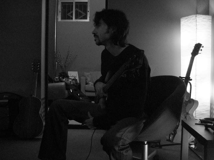 Grabación del primer disco de estudio de Alma Rota en Q-Studios