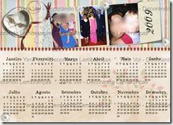 Calendário 4