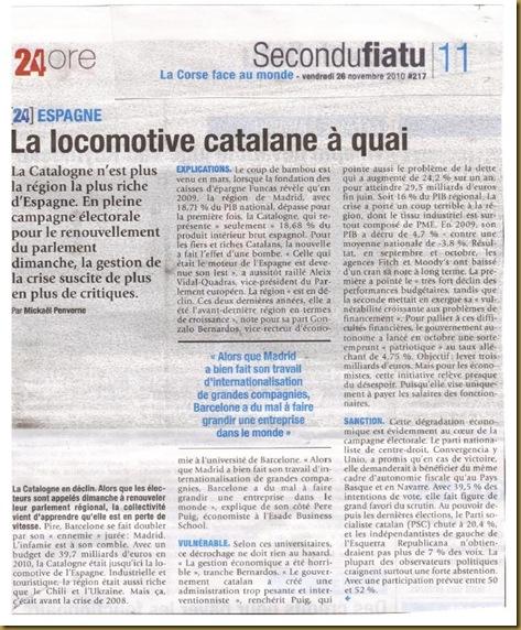 Catalogne à quai 24ore 261110