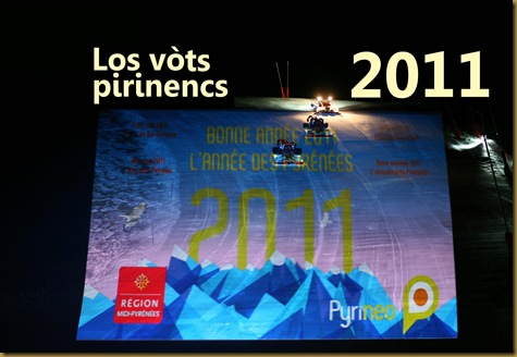 Los vòts pirinencs 2011
