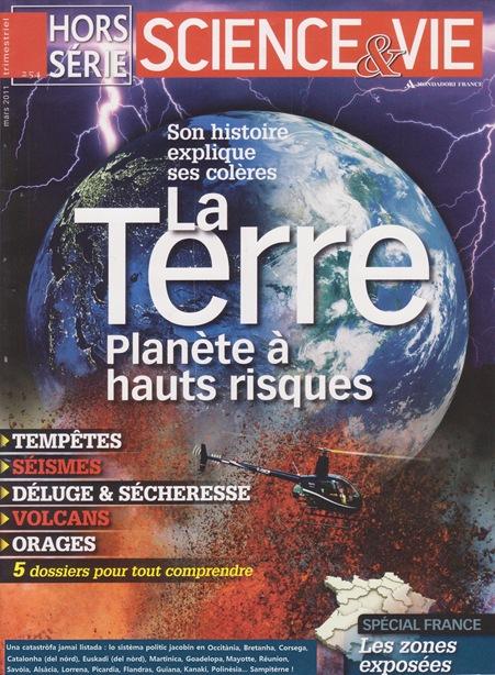 Portada Science&Vie Tèrra numèro especial