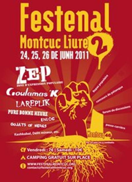 Festenal de MontCUC fèsta nacionala occitana