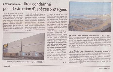 CRCI IKEA e ecologia