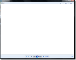 Windows Media Player 12 frozen right after launch