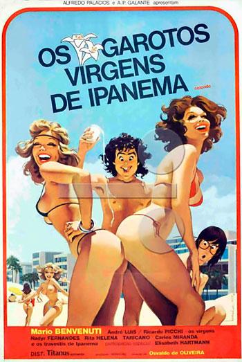 Baixar Filme Os Garotos Virgens de Ipanema (Nacional)