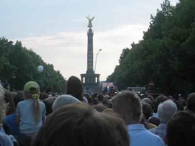 Barack Obama en Berlín