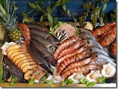 Ácido Úrico - 7 recomendaciones para navidad - Fresh fish and seafood - palestrina55 - flickr