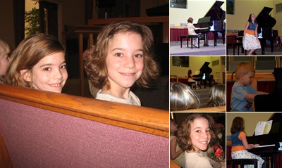 View Piano Recital