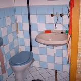 DDR-museum, välkommen till en östtysk toalett.