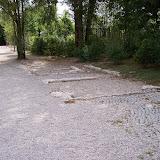 Resterna av SS-vaktpost