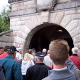 Tunnel till Kehlsteinhaus-hissen