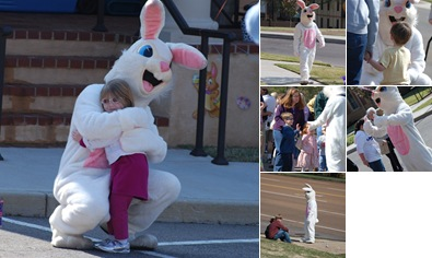View Easter Bunny