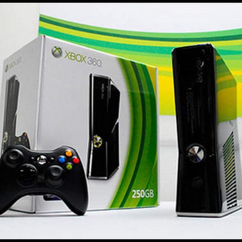 Conheça o Novo Xbox 360 divulgado na E3