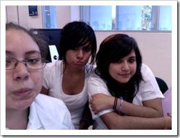 Ahylii, Nadia y yoplait.