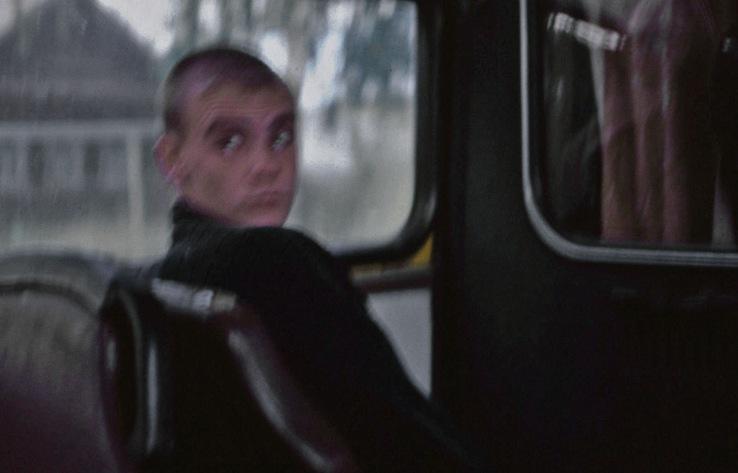 372 en el autobús a Ryazán