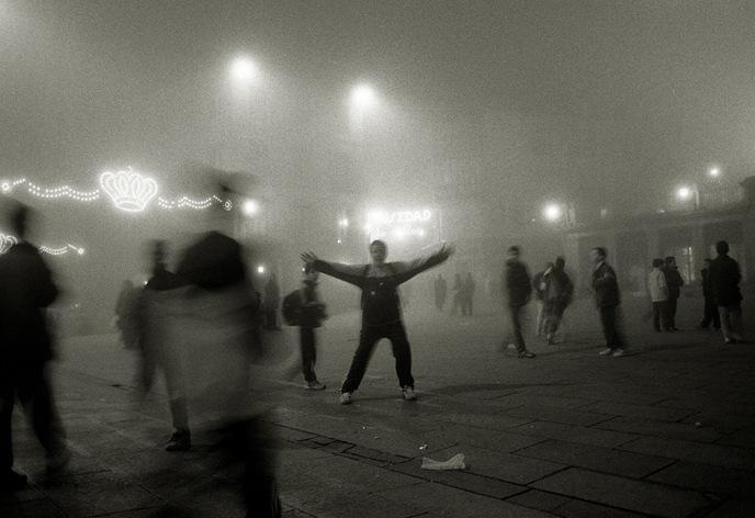 Niebla en Segovia 2