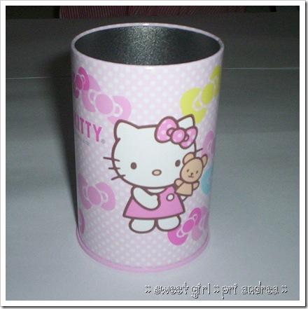 Porta Lápis Hello Kitty