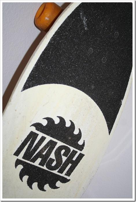 Nash, start of A 001