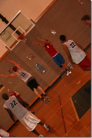 Basketball, dining room 009