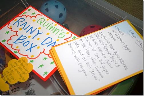 Rainy Day Box 003