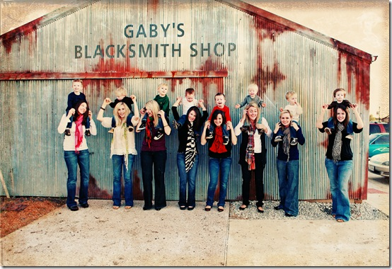 Playgroup Photo Shoot November 2009 038