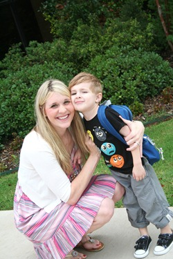 first day of school 2010 047