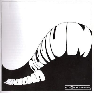 Ainigma ~ 1973 ~ Diluvium