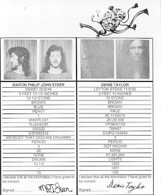 Kingdom Come ~ 1971 ~ Galactic Zoo Dossier